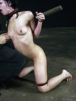 Elise Graves is good with her mouth. She knows how to suck a cock and she moans so prettily whenever PD decides he wants to hurt her a bit.