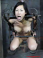 Our infamous live feeds are known for taking models and pushing them to their limit. Tia Ling has decided she wants to undergo that test.