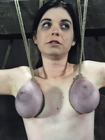 Bondage is more than just a hobby for Sister Dee. Sadism is not just a passing fancy. Making sluts like Sybil Hawthorne cry is a passion.