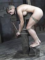dia is a bondage slut who loves to get hurt