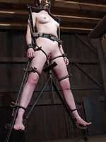 The insidious device that Lila Katt is locked into is a must see for anyone who enjoys seeing helpless women in the most fucked up bondage.